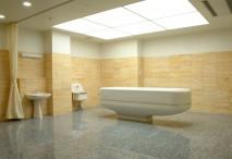 新庄玉泉院|湯灌室
